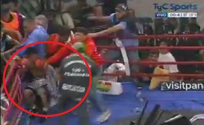 agreden a boxeador filipino en argentina