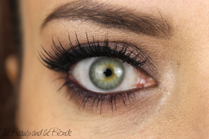 Nachgeschminkt Mai 2015, Jaclyn Hill, Most wearable smokey eye, MAC, Satin Taupe, Sketch