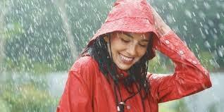 Cewek Main Hujan