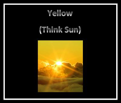Creative Printing of Bay County - Panama City, Florida - How Color Makes You Feel - Yellow