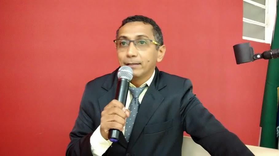 Vereador Antonio Barbosa