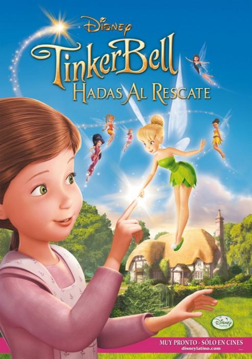 Tinkerbell Saga 4 Peliculas Dvdrip - Identi