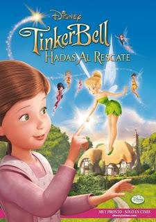 Tinker Bell 3: Hadas al rescate - online 2010 - Animación, Infantil