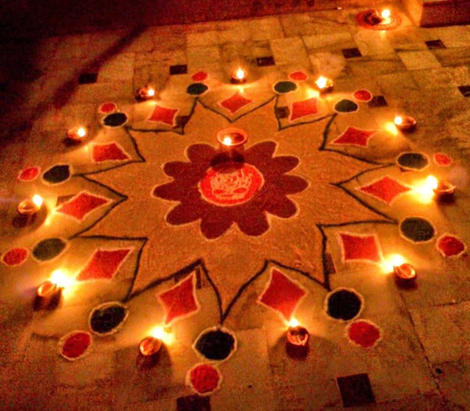 Rangoli Diwali Collection 2014 17