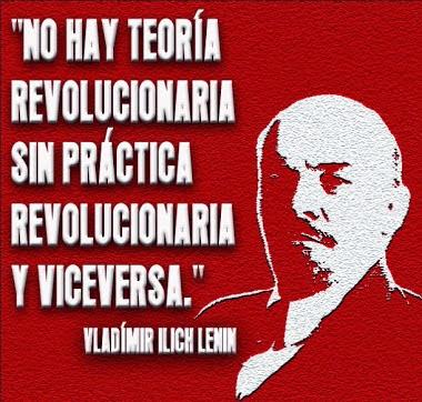 Teoría y práctica revolucionaria