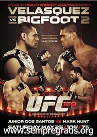 Download UFC 160   Velasquez vs. Pezão via Torrent   Baixar Torrent