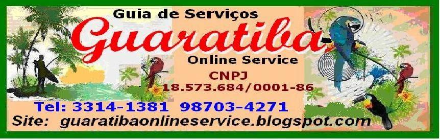 Guia de Serviços Guaratiba online service
