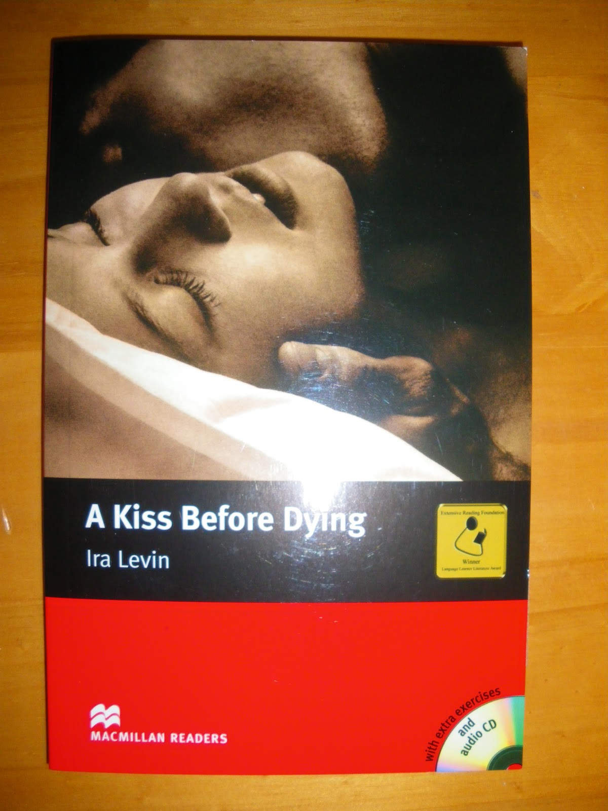 a book analysis on a kiss before dying by ira levin Buy a kiss before dying by ira levin from amazon's fiction books store everyday low prices on a huge range of new releases and classic fiction.