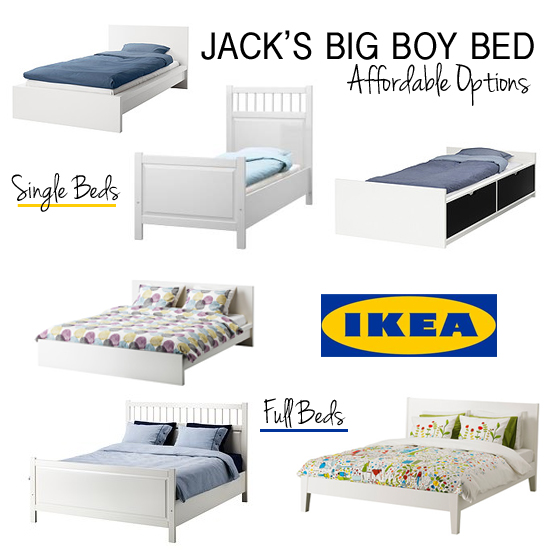 Big Boy Beds Affordable Options