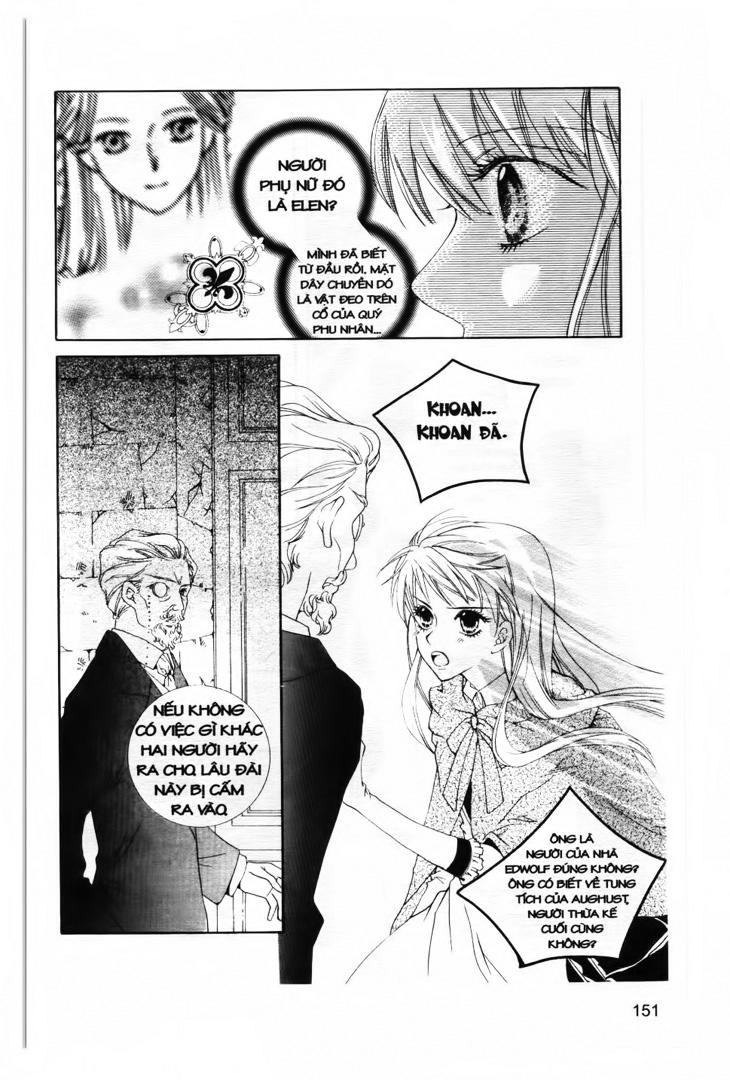 A Kiss For My Prince - Nụ Hôn Hoàng Tử Chapter 10 - Trang 19