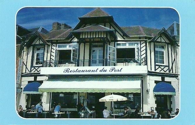 The traveler 39 s drawer restaurant du port le crotoy somme france - Restaurant du port le crotoy ...