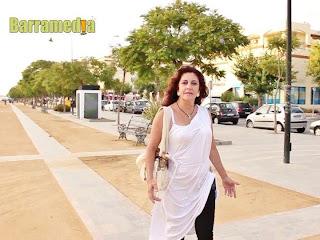 La ventrílocua Isabel Camiña entrevistada en Barramedia TV