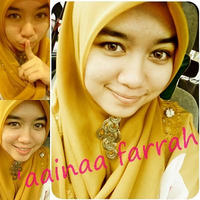 'Aainaa Farrah