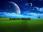 RABIUL AKHIR