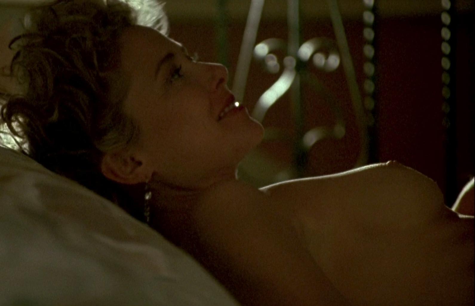 Naked girls choking on cock