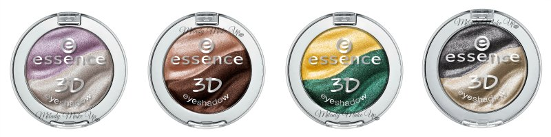 Essence New in Town Sombras 3D