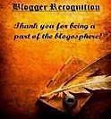 Bραβειάκι συναδελφικό..ευχαριστούμε τη Ροζάνα Παπακρασά που μας τίμησε με τη αγάπη της!
