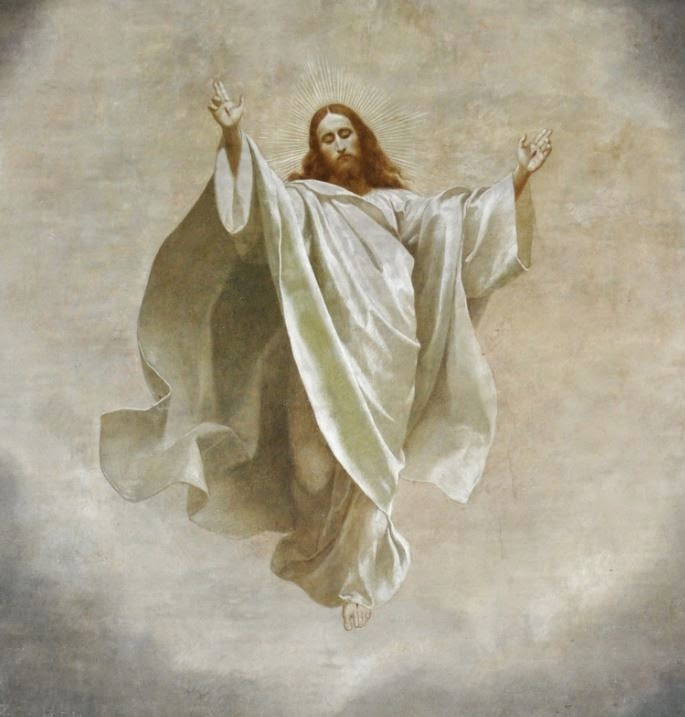 GOSPEL & reflections on the SOLEMNITY OF THE ASCENSION OF THE LORD