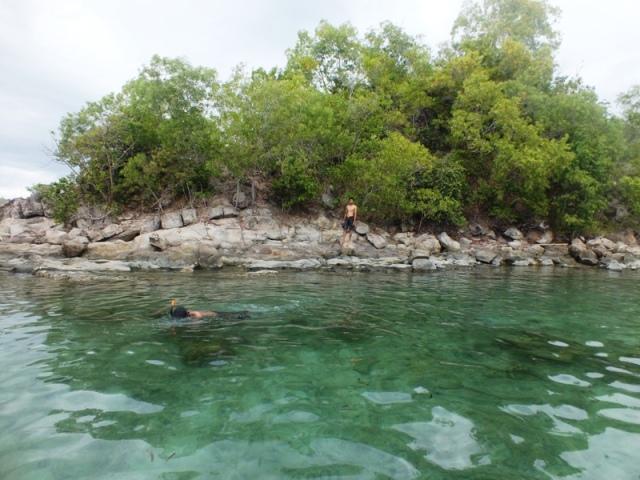 pulau landea polewali mandar