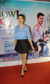 British Indian Actress Model Karishma Kotak  Pictures at Lucknowi Ishq First Look and Music Launch  10