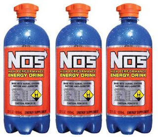 Free NOS Energy Drink