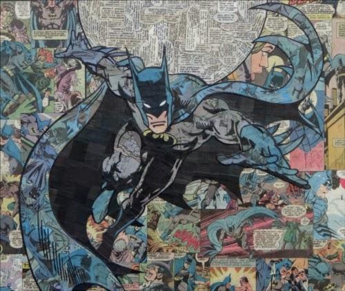 00-Batman-Mike-Alcantara-Comic-Collage-Art-www-designstack-co