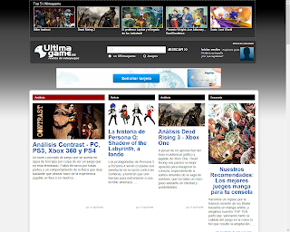 http://www.ultimagame.es/