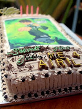 Sugar Image Cake