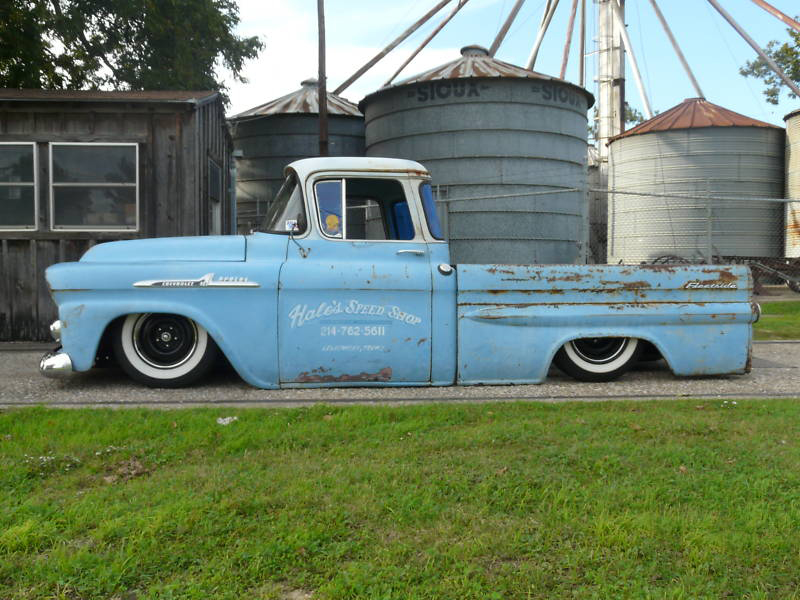 1959 Chevy Apache Fleetside