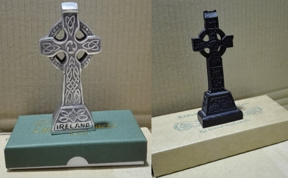 Celtic Crosses -Cruces Celtas