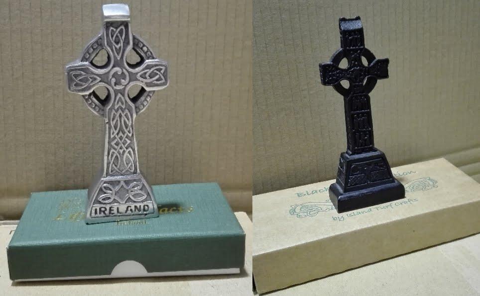 Celtic Crosses -Cruces Celtas