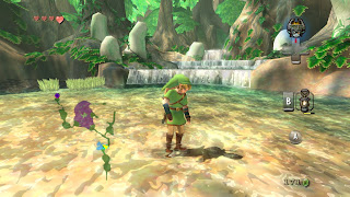 zelda tp ss textures screen 1 The Legend of Zelda: Twilight Princess (Wii)   Skyward Sword Texture Pack In The Works