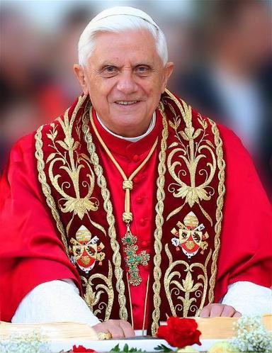 POPE BENEDICT XVI IS A NAZI - SUSAN SARANDON?