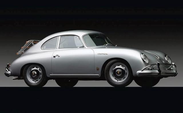 "1959 Porsche 356 Carrera A 1600 GS ""Sunroof"" Coupé"