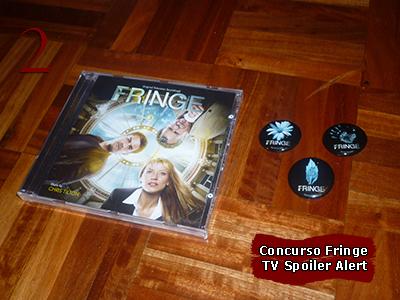 Concurso Fringe TV Spoiler Alert 2º premio