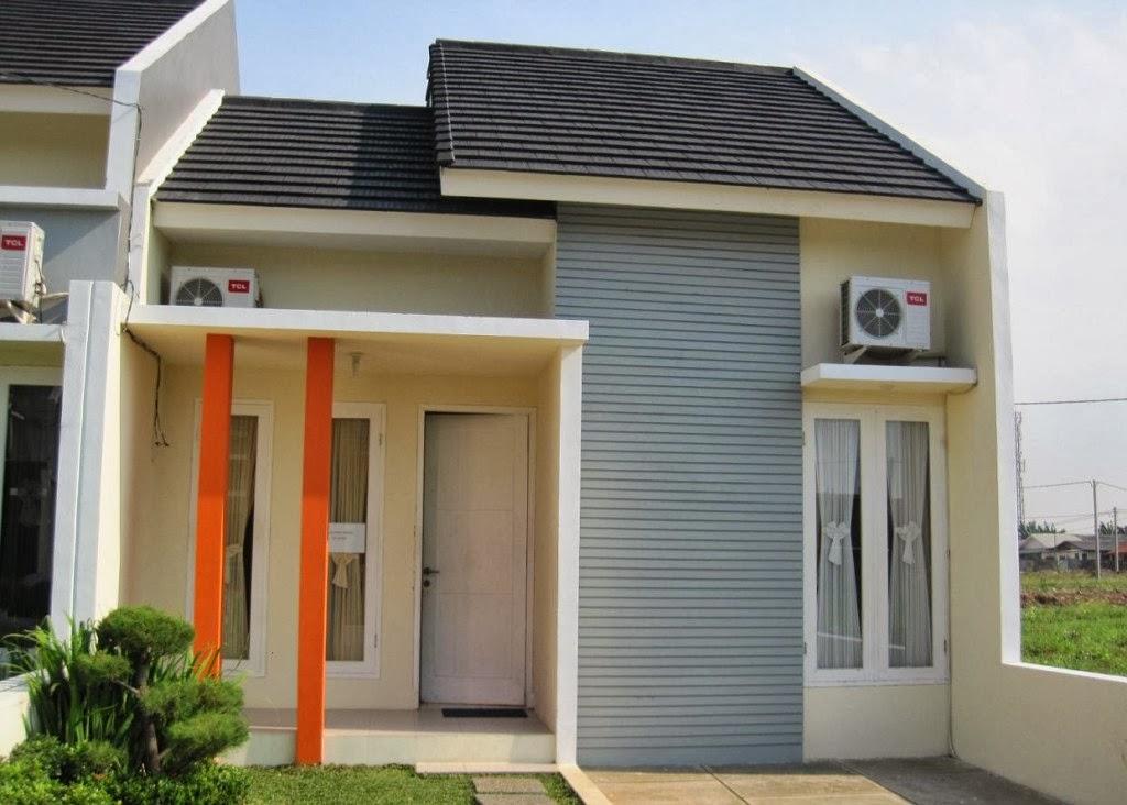 Desain Rumah Modern Type 36 2014