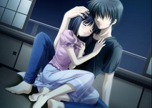 cute anime avatar. cute anime couples wallpaper.