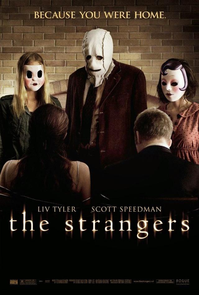 The Strangers (Los extraños) La pélicula