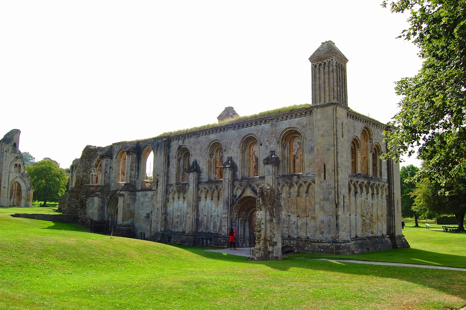 Lady Chapel of Glastonbury Abbey