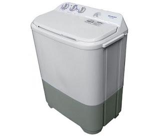 harga mesin cuci sharp 2 tabung,sharp 2 tabung 9 kg,daftar harga mesin cuci sharp 2 tabung,tabung agustus,tipe es-t65m,12 kg,tabung 10kg,