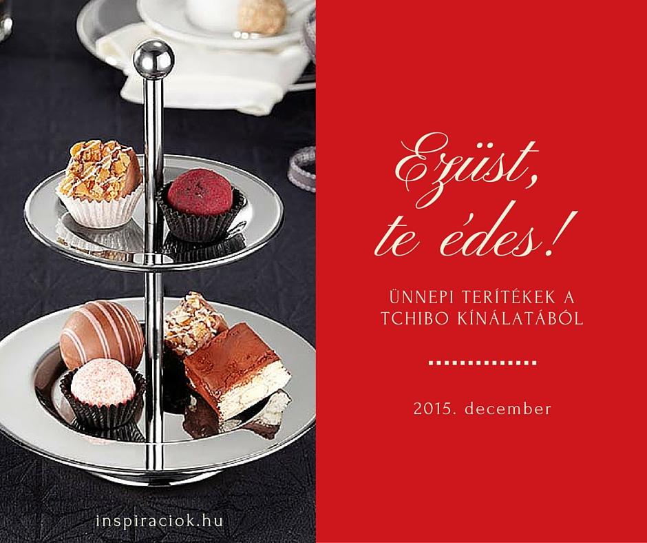 karácsonyi ünnepi teríték tchibo 2015