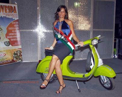 """come eravamo... """"MISS GIROVESPA 2 agosto 2008"""" ...il videofotografico"""