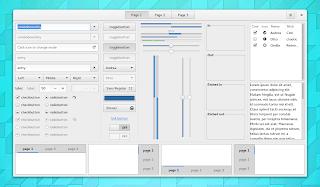 Adwaita GNOME 3.14