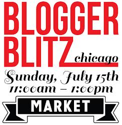 I'm attending Blogger Blitz!