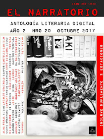 EL NARRATORIO - ANTOLOGÍA LITERARIA DIGITAL N° 20