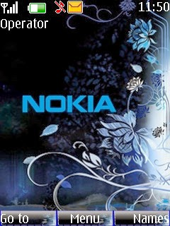 Tema Nokia  super abstract