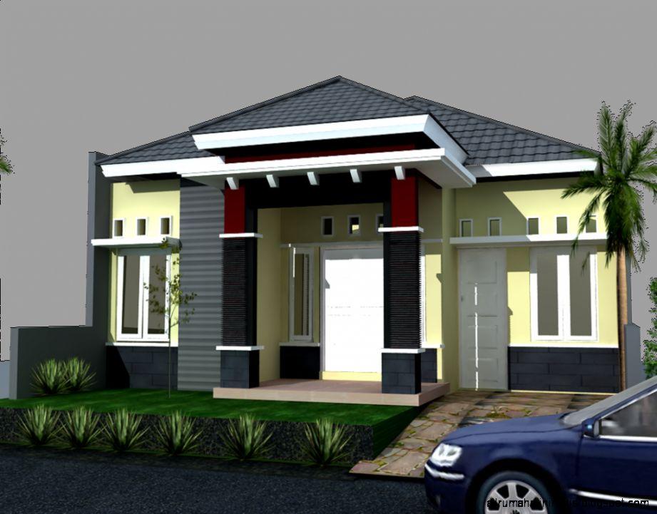 rumah semi minimalis  Cara Mendesain Rumah