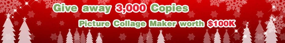 Promo Picture Collage Maker Christmas Edition | Aplikasi