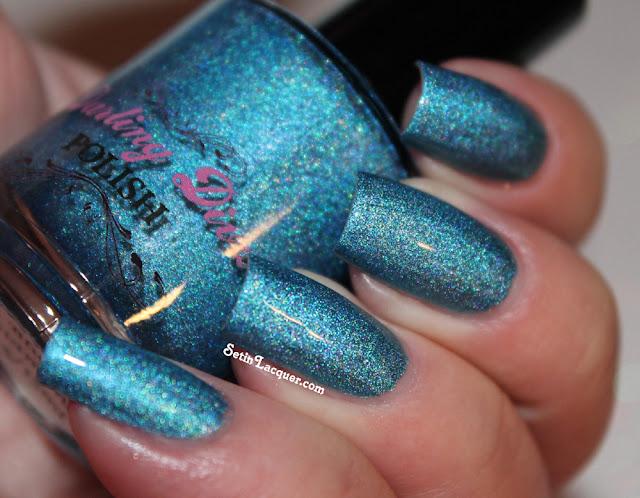 Darling Diva - Blue Diamond