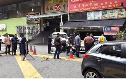 Letupan Bom Di Bukit Bintang 1 Maut 14 Cedera Video Dan Gambar